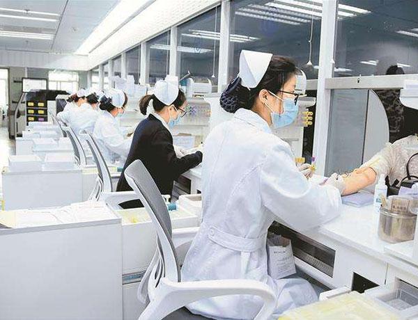 伊春市中心医院系统正式上线