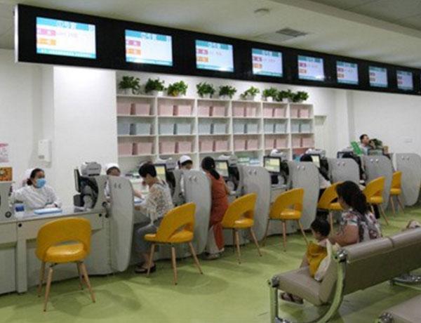 深圳市第二人民医院智能采血